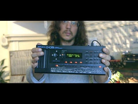 Roland Boutique D-05 Walkthrough with Legowelt