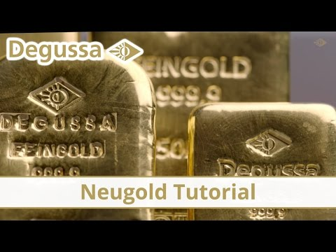Degussa acquires world\'s largest collection of gold bars - WorldNews