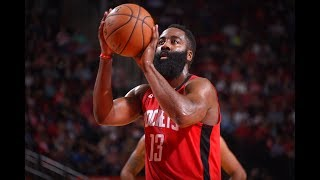 James Harden Puts On 2nd Quarter Clinic vs. Warriors   Scores 20 of 36 Points