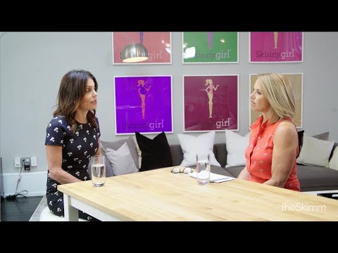 Getting There: Katie Couric and Bethenny Frankel