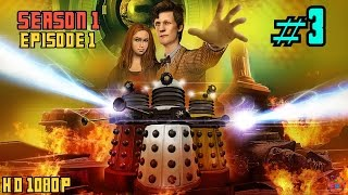 Doctor Who: The Adventure Games - Gameplay Walkthrough No Commentary - Part 3 [The City of Daleks]