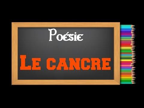 Poésie Le Cancre De Jacques Prévert