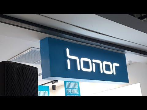 เปิดตัว Honor สาขาแรกในประเทศไทย - วันที่ 20 Oct 2018