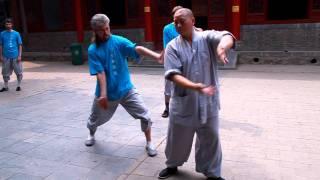 обучение в Шаолиньском монастыре(Каждый год (начиная с 2001 года) Центр