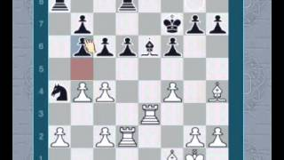 Chessmaster vs Fritz (both on depth 10)