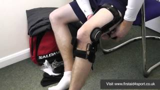 Donjoy Fullforce Knee Brace