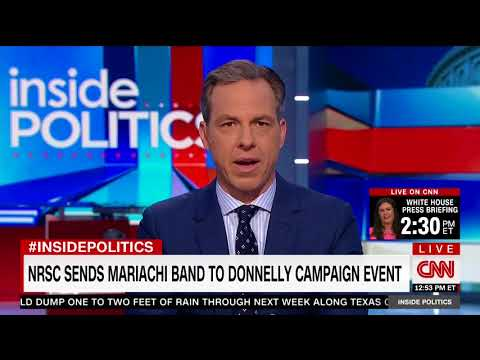 After A Mariachi Band Trolled Democrat Sen. Joe Donnelly, CNN Highlights His Outsourcing Hypocrisy