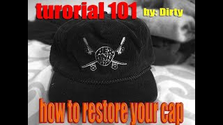 Easy Way to Restore your CAP