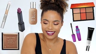 Testing New Makeup + some old makeup! Dior Face and Body, Wet n Wild Fire/Ice