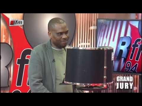 Babacar Fall Grand Jury : Invité Amadou Ly Dg AKILEE