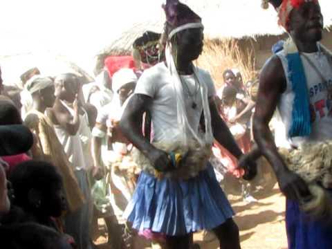 Bamaya Dance In Northern Ghana Youtube