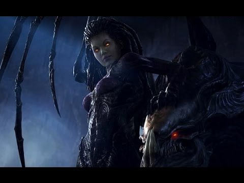 StarCraft 2 Wings Of Liberty - The Cinematic Movie 4K (Subtitled)