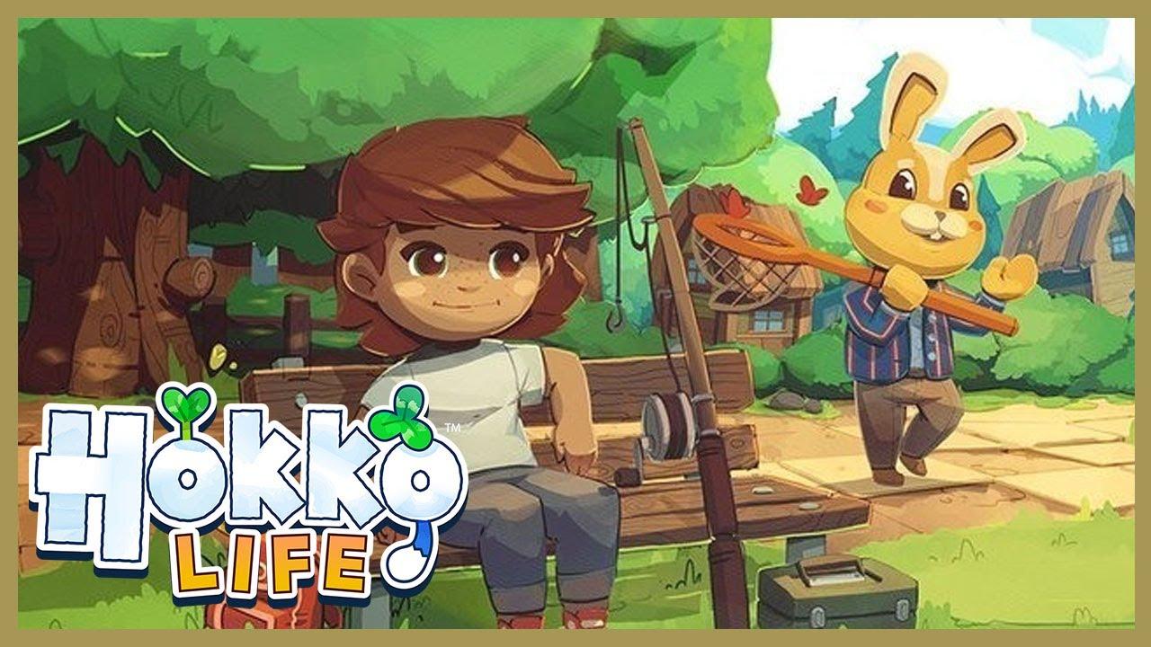 Hokko Life, le nouveau Animal Crossing