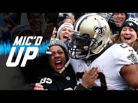 Best Mic'd Up Sounds of Week 10, 2017 | Sound FX | NFL Films