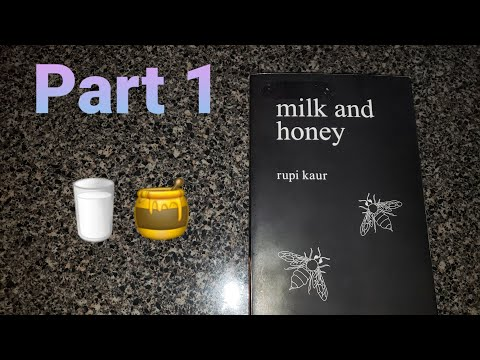 "ASMR- Soft-Spoken Reading of ""Milk and Honey"""