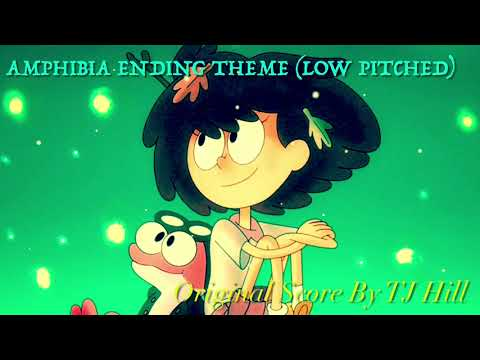 Download Amphibia Ending Theme (Low Pitched)