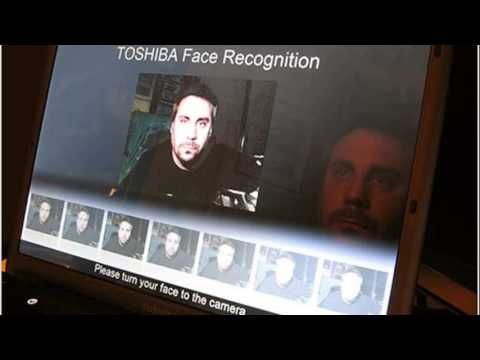 toshiba face recognition - YouTube