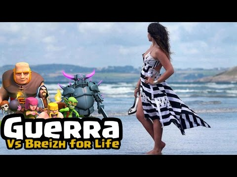 Hispania Top vs Breizh for Life | Clash of Clans