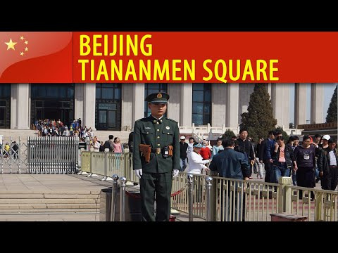 BEIJING - Tienanmen Square