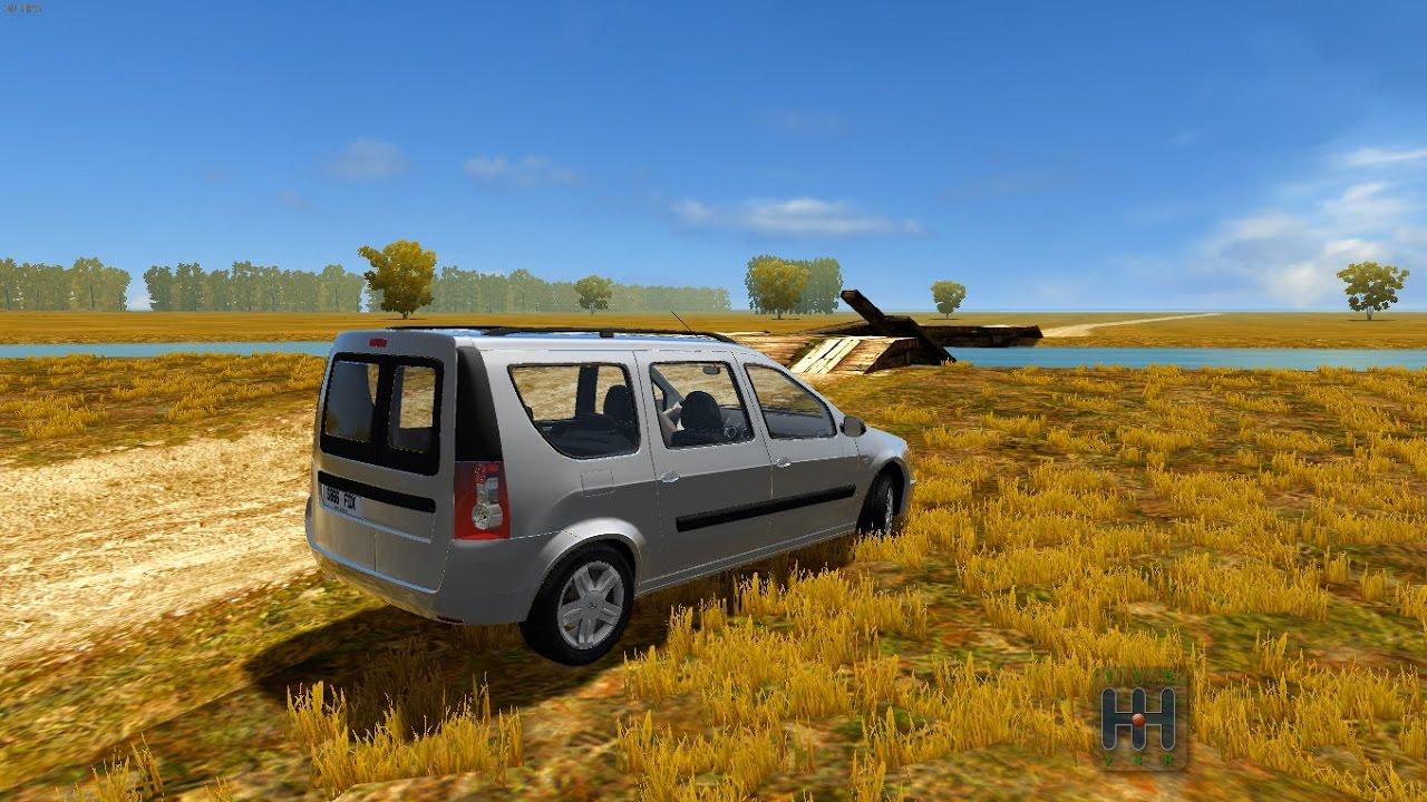 Renault Largus lada-