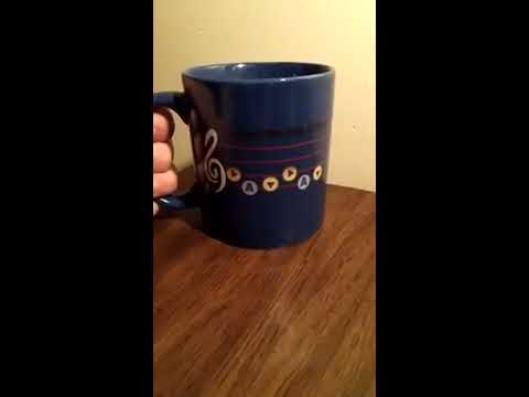The Legend Of Zelda Song Of Time Coffee Mug HD!