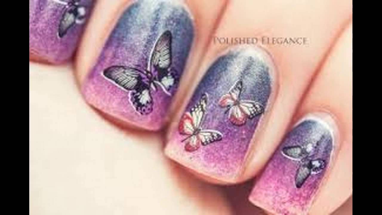 Diffe Types Of Nail Polish Design