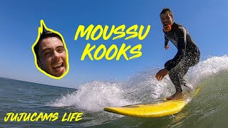 LE RETOUR DU MOUSSU !! 🤪🤙 (session kooks)