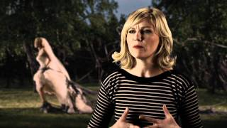 Kirsten Dunst - Melancholia Interview