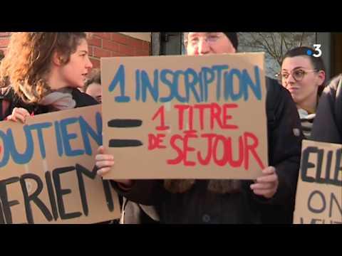 Toulouse : une étudiante algérienne menacée d'expulsion