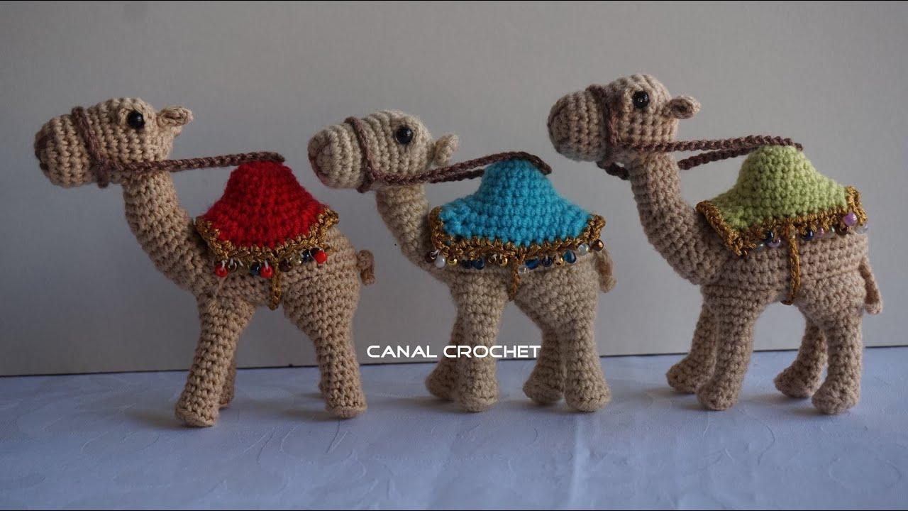 camello amigurumi tutorial - YouTube