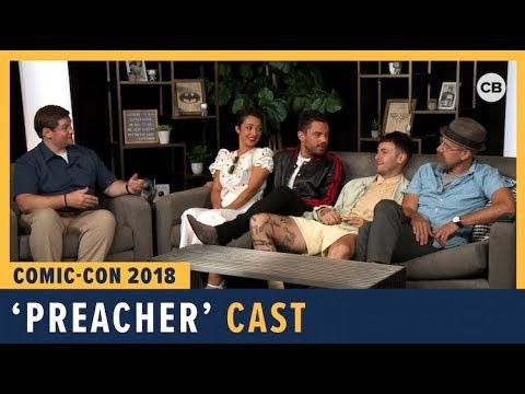 Preacher  SDCC 2018 Exclusive
