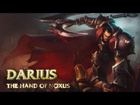 Darius: Champion Spotlight   Gameplay - League of Legends