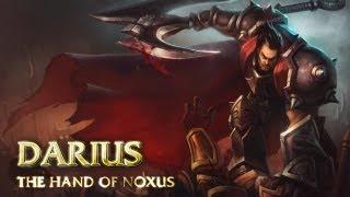 Darius: Champion Spotlight | Gameplay - League of Legends
