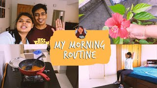 My Morning Routine After Wedding | Cheeky Vlogs