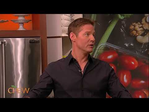 David Zinczenko Talks The Super Metabolism Diet on The Chew
