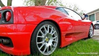 Ferrari Challenge Stradale - Brutal sound!!