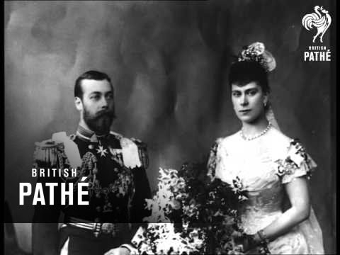 Still Pictures Of Queen Mary + George V (1893-1920)