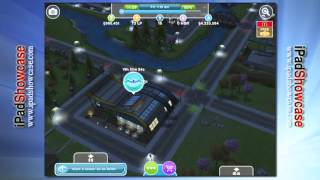 The Sims Free Play - Ipad / Iphone / Ipod Touch