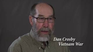 Vietnam War Veteran Dan Crosby Full Interview (Rancho Remembers 2016)