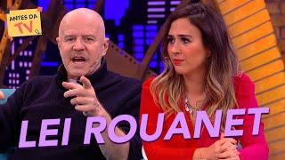Miguel Falabella abre o jogo sobre a LEI ROUANET! | Lady Night | Nova Temporada | Humor Multishow