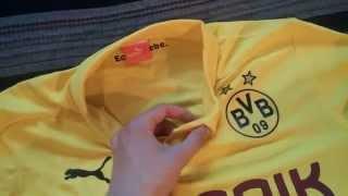 Elmontyouthsoccer.com Jersey Review - Borussia Dortmund 14/15 CL Kit