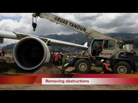 Airbus A340 Field Recovery Ecuador | SOAR | *re-post*