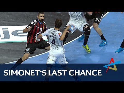 Simonet Final Goal wins it for Montpellier | VELUX EHF FINAL4 2018