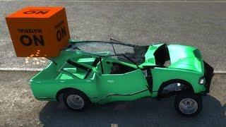 Car Can Opener - BeamNG.drive