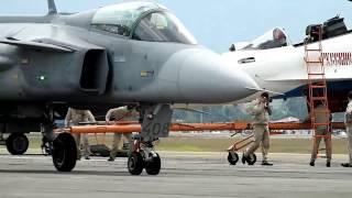 LIMA 2017: RTAF JAS-39C Gripen