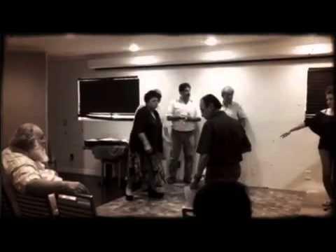 """""""Erebouni"""" Theatre: Backstage"""