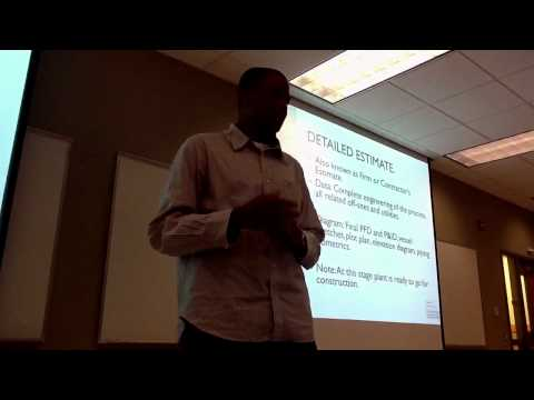 Estimate Capital Costs