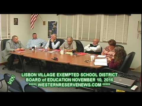 LISBON SCHOOLS DARE