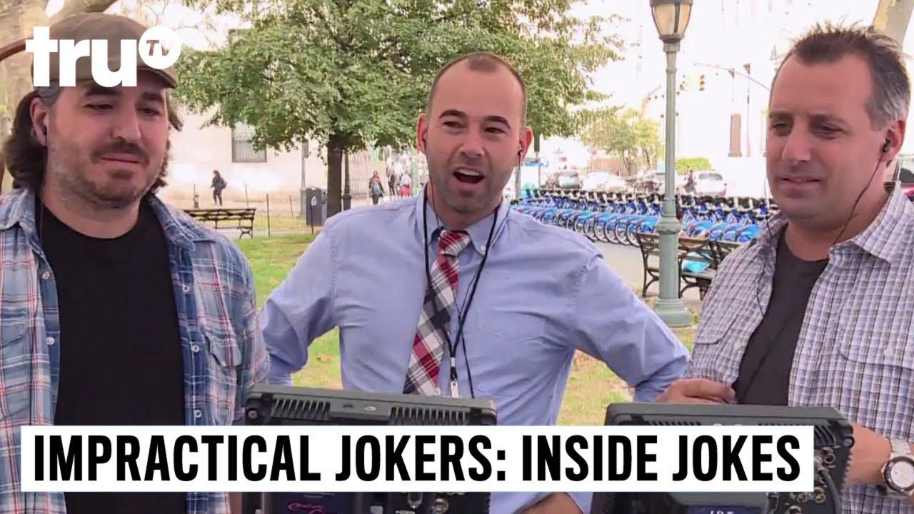 Impractical Jokers: Inside Jokes - Sal's Cactus Quote | truTV