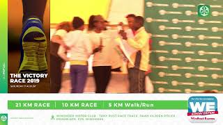 Old Mutual 2019 Victory Race - Prize Giving